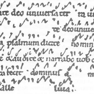 西洋音楽史(4) 中世における多声音楽の芽生えと展開