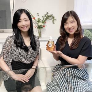 五反田のエステサロン「マリアムーン」で、弊社のヘアケア商品をお取り扱いスタート