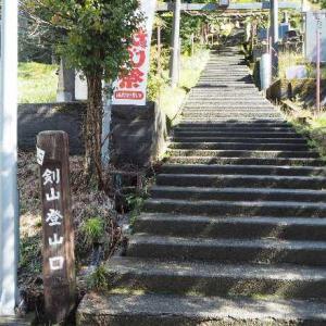 10月11日 剣山登山