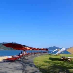 ベラビスタ スパ&マリーナ 尾道 アイランドビーチ