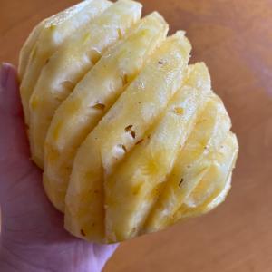 台湾救済と言いつつ自分が食べたいだけ!台湾パイナップル