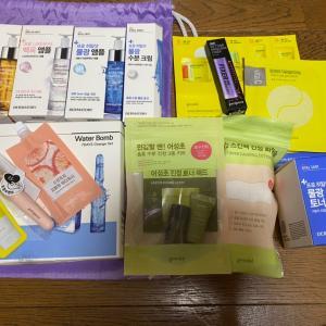 【Qoo10購入】クリオ夏の福袋2021(スキンケア/随分)