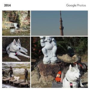 Googleからこの日の思い出・・・・2014年12月7日