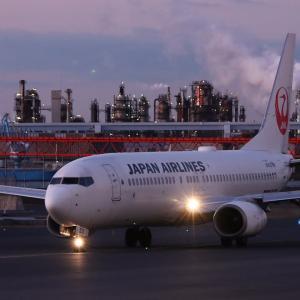 JAL の B3 は熊本&鹿児島へ