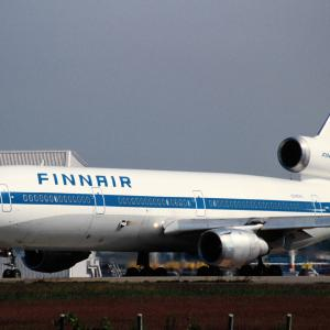 Finnair の DC-10