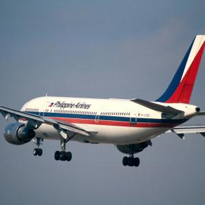 Philippine Airlines の A300