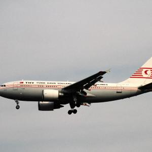 Turkish Airlines の A310