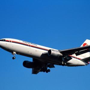 Japan Asia Airways の DC-10