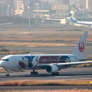 【号外】JAL DREAM EXPRESS FANTASIA 80 就航 その2