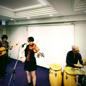 Cocolo'ne 配信番組・4曲目「赤いスイートピー」