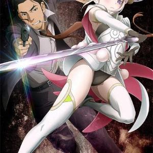 TVアニメ・シリーズ・その2『COP CRAFT(コップクラフト)』剣と銃、接近戦ならばやはり剣?
