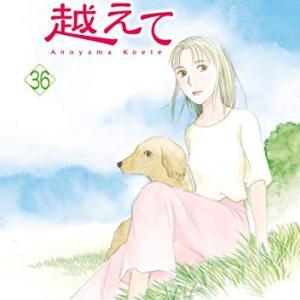 夢路 行(ユメジ・コウ)氏のマンガ「あの山越えて」がついに36巻で完結!