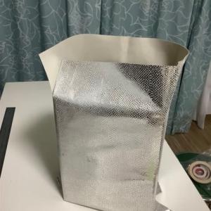 ゴミ箱作ってます。