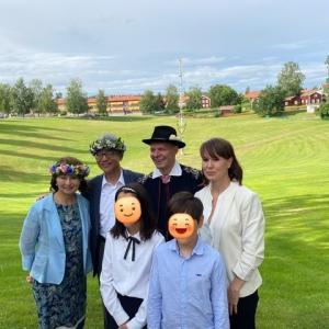 日本大使の訪問 in レクサンド