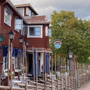 Åkerblads hotell i Tällberg と、オバケの話。