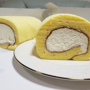 駅地下スイーツ☆ゆめうま甘さ控えめふんわりロールケーキの巻~