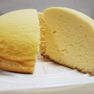 駅地下スイーツ☆スフレチーズケーキも味気ないなぁの巻~