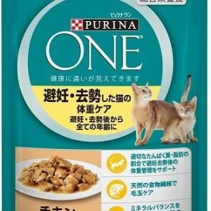 食が細くなってきた猫さんへ。これなら食べる!ピュリナワンパウチの巻~