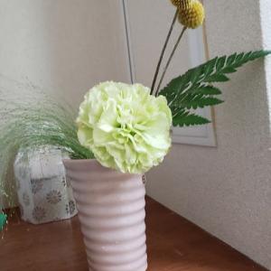 『ブルーミー』今週のお花と紫陽花と今ハマっている着せ替えアプリなど