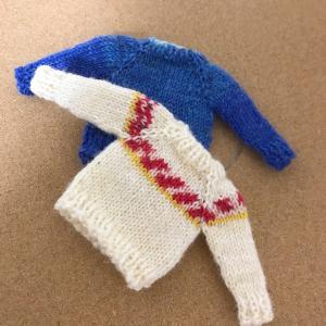 余り毛糸で編めるもの
