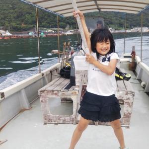 たま~に!の家族で船でお散歩しました~!