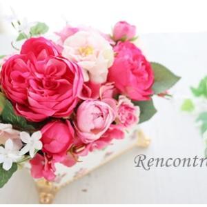 人気のピンクのバラ