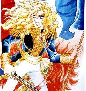漫画『ベルサイユのばら』