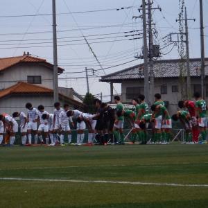 上武大学トップチーム 10月14日(月) 試合結果