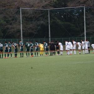 上武大学トップチーム 10月19日(土) 試合結果