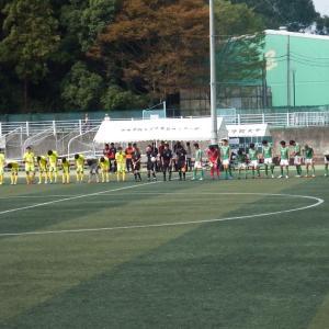 上武大学トップチーム 11月3日(日) 試合結果