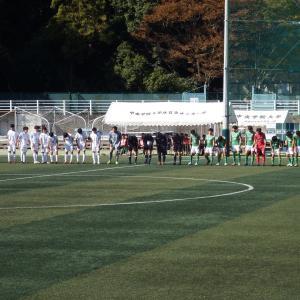 上武大学トップチーム 11月10日(日) 試合結果