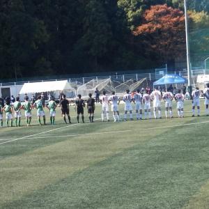 上武大学トップチーム 11月17日(日) 試合結果