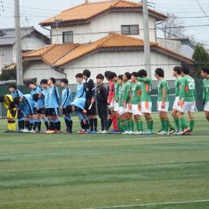 上武大学トップチーム 12月7日(土)試合結果