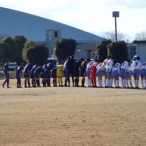 レジェンド熊谷U-14(新U-15)軍団 2月8日(土)試合結果
