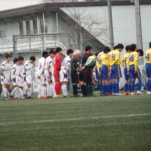 レジェンド熊谷U-14(新U-15)軍団 2月15日(土)試合結果