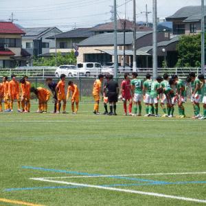 上武大学トップチーム 8月2日(日)試合結果