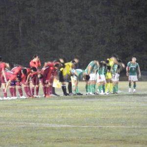 上武大学トップチーム 10月24日(土) 試合結果