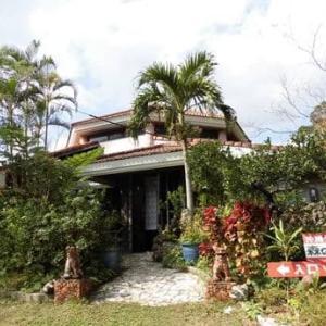 森にある沖縄そば屋さん♪沖縄の貸別荘
