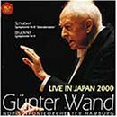 ヴァントのブルックナー:交響曲第7・第8・第9番を聴く。(NHK-FM)