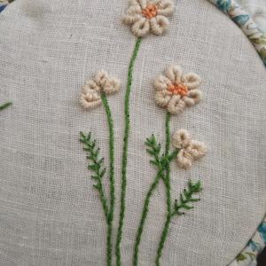 Daisyの刺繍