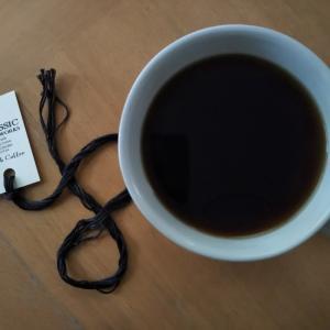 ブラックコーヒーとBlack coffee