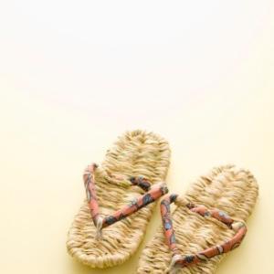 観音の草鞋