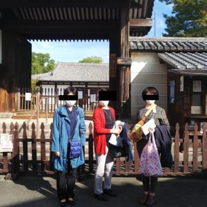 奈良での時間  三人様タイム♪