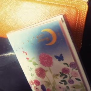 新しいお財布&今年のクリスマスカード