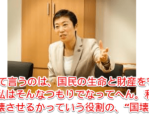 害国性党 国壊議員の お仕事風景!?
