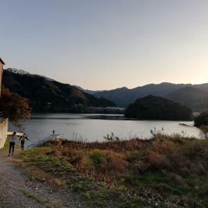 コーのぶらり自転車旅 第2弾 玉川ダムの桜
