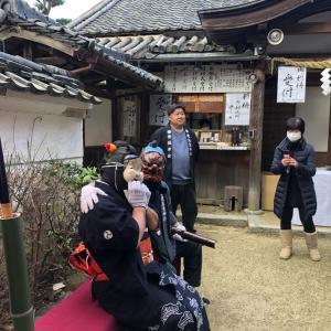 奈良県明日香村の「おんだ祭り」に遭遇。その生々しさにビックリ&苦笑い…