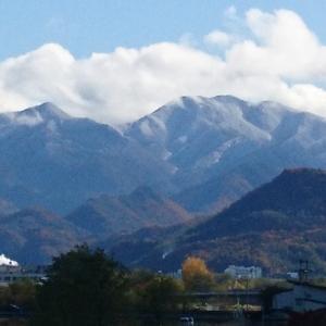 冬の到来(^_^;)
