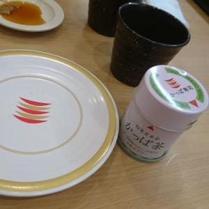 今日はかっぱ寿司