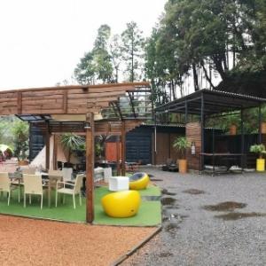 Sanden  Villageでデイキャンプ